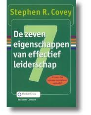 Cover van boek van Stephen R. Covey
