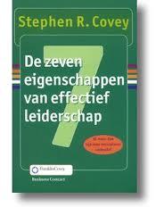 Cover van boek van Stephen R. Covey